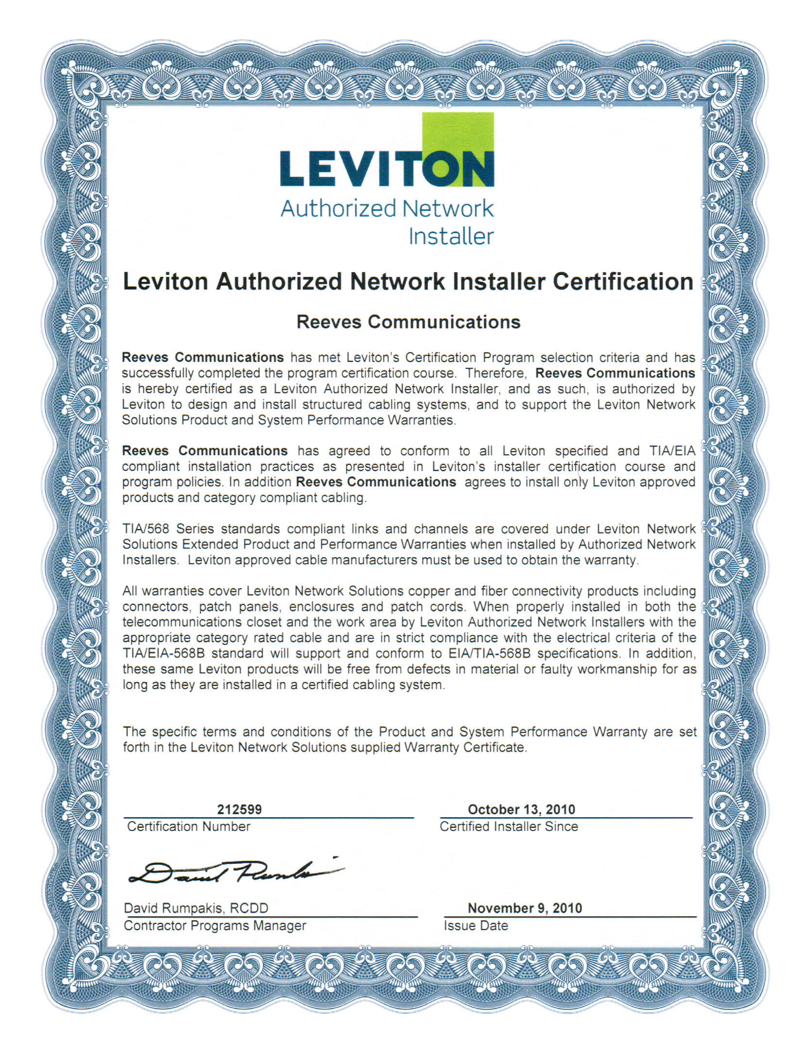 Awesome Leviton Telcom Contemporary - Electrical and Wiring ...