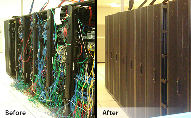 Stripes Corporate Headquarters Before and After